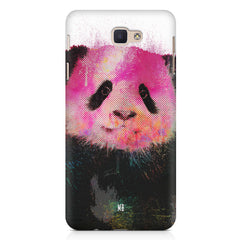 Polar Bear portrait design Samsung Galaxy A3 2017 hard plastic printed back cover.