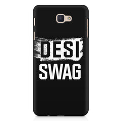 Desi Swag Samsung Galaxy A3 2017 hard plastic printed back cover.