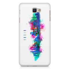 Incredible India Design Samsung Galaxy A3 2017 hard plastic printed back cover.