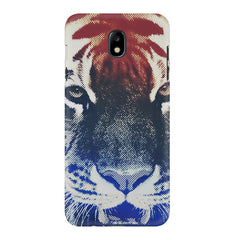 Pixel Tiger Design Samsung J7 Pro hard plastic printed back cover