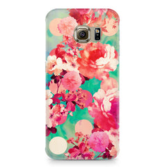 Floral  design,  Samsung S7  printed back cover