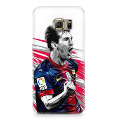 Messi illustration design,  Samsung S7  printed back cover