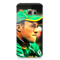 AB de Villiers South Africa  Samsung S6  printed back cover