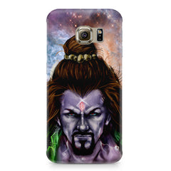 Shiva Anger  Samsung S6  printed back cover