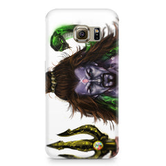 Shiva With Trishul  Samsung S6  printed back cover