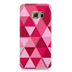 Girly colourful pattern Samsung S6  printed back cover