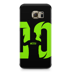 Lionel Messi 10 Victory  design,  Samsung S6  printed back cover