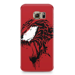 Spiderman roar - Venam design,  Samsung S6 Edge G9250  printed back cover