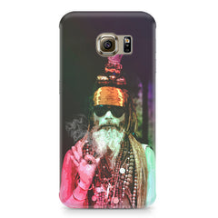 Thug Life chose me Samsung S6 Edge Plus  printed back cover