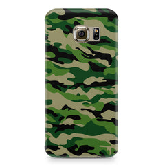 Military design design Samsung S6  printed back cover
