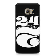 Always hustle design Samsung S7  printed back cover