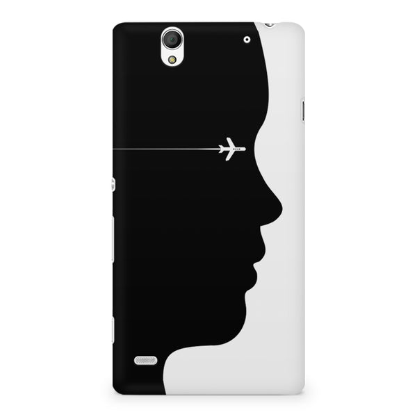 A vision to fly Sony Xperia C4 printed back cover