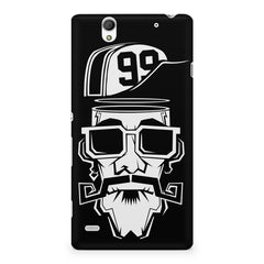 Black Swagger no. 99  Sony Xperia C4 printed back cover