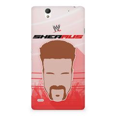 Boxing Ring Sheamus  design,  Sony Xperia C4 printed back cover