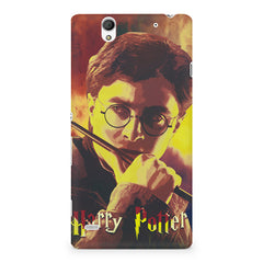 Harry Potter Gryffindor Abstract Art design,  Sony Xperia C4 printed back cover