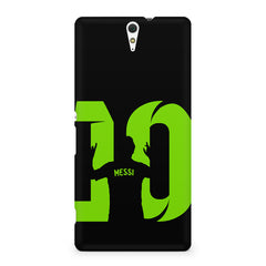 Lionel Messi 10 Victory  design,  Sony Xperia C5 printed back cover