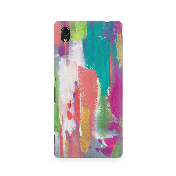 Abstract Painting Sony Xperia Z5/Z5 Dual printed back cover