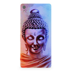 Lord Buddha design Sony Xperia XA  printed back cover