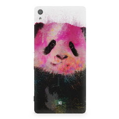 Polar Bear portrait design Sony Xperia XA1 Ultra hard plastic printed back cover.