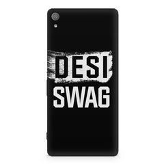 Desi Swag Sony Xperia XA1 Ultra hard plastic printed back cover.