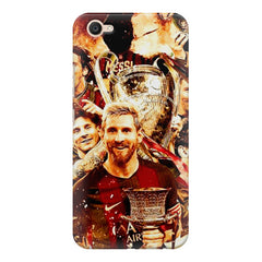 Messi  design,  Vivo Y55L  printed back cover