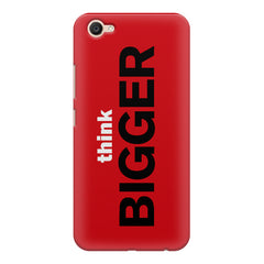Think Bigger- For Entrepreneurs design,  Vivo Y55L  printed back cover