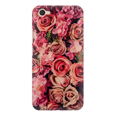 Roses  design,  Vivo Y55L  printed back cover