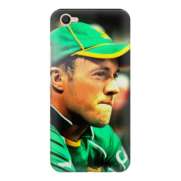 AB de Villiers South Africa  Vivo Y55L  printed back cover