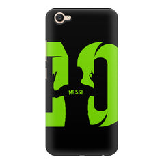 Lionel Messi 10 Victory  design,  Vivo Y55L  printed back cover