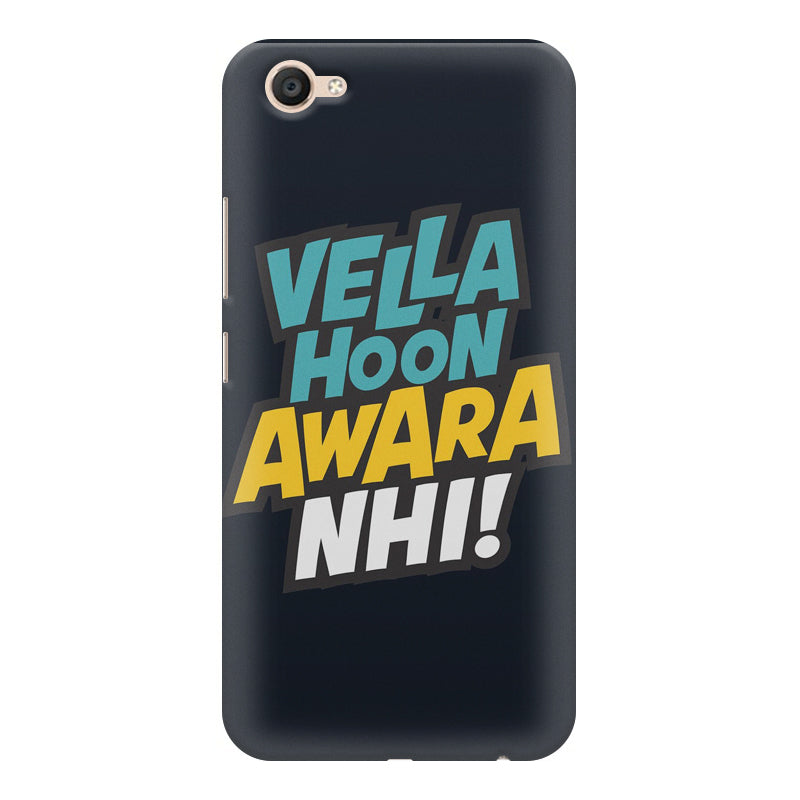 get cheap c362c a9882 Vella hoon awara nhi! Quote design Vivo Y69 printed back cover