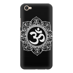 Om rangoli design Vivo V5 printed back cover