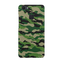 Military design design Vivo V7  printed back cover