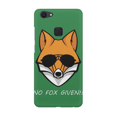 No fox given design Vivo V7  printed back cover