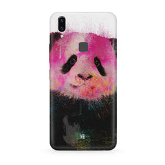Polar Bear portrait design Moto One Power(P30 Note) hard plastic all side printed back cover.