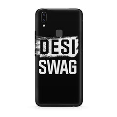 Desi Swag Moto One Power(P30 Note) hard plastic all side printed back cover.