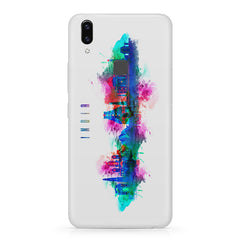 Incredible India Design Vivo X21 hard plastic printed back cover