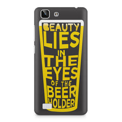 Beer Lovers Perfect Case Design design,  Vivo X5  printed back cover