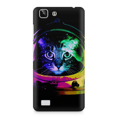 Astro Cat design    Vivo X5 hard plastic printed back cover