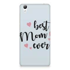 Best Mom Ever Design Vivo Y51L hard plastic printed back cover