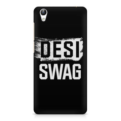 Desi Swag Vivo Y51L hard plastic printed back cover