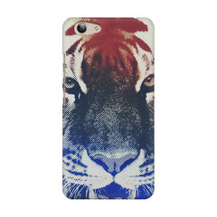 Pixel Tiger Design Vivo Y53 hard plastic printed back cover