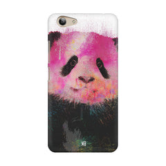 Polar Bear portrait design Vivo Y53 hard plastic printed back cover