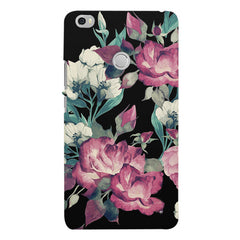 Abstract colorful flower design  Xiaomi Redmi Mi Max  printed back cover