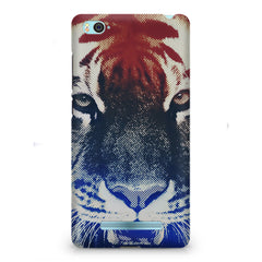 Pixel Tiger Design Xiaomi Mi4i hard plastic printed back cover