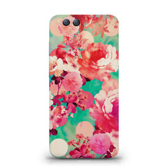 Floral  design,  Xiaomi Mi 6  printed back cover