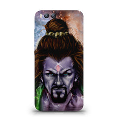 Shiva Anger  Xiaomi Mi 6  printed back cover