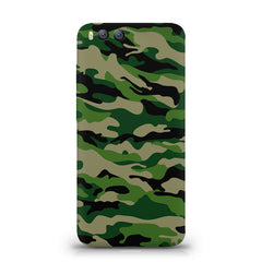 Military design design Xiaomi Mi 6  printed back cover