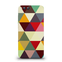 Colourful pattern design Xiaomi Mi 6  printed back cover