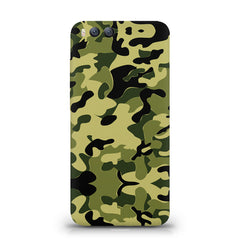Camoflauge army color design Xiaomi Mi 6  printed back cover