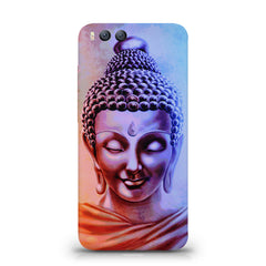 Lord Buddha design Xiaomi Mi 6  printed back cover